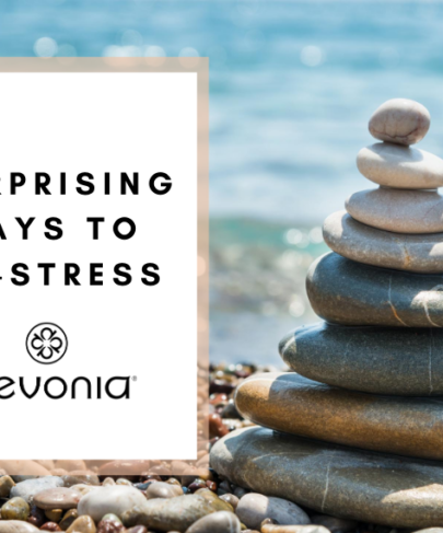 Surprising Ways to De-Stress